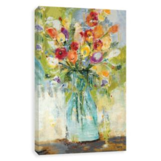Artissimo Designs Realizing the Day Canvas Wall Art