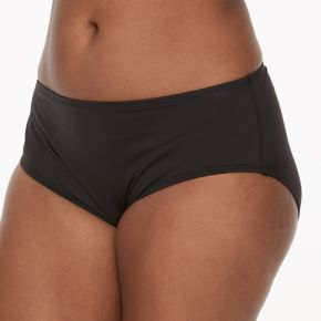Plus Size Apt. 9® Solid Hipster Bottoms