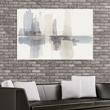 Artissimo Designs Improvisation II Canvas Wall Art