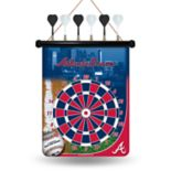 Atlanta Braves Magnetic Dart Board