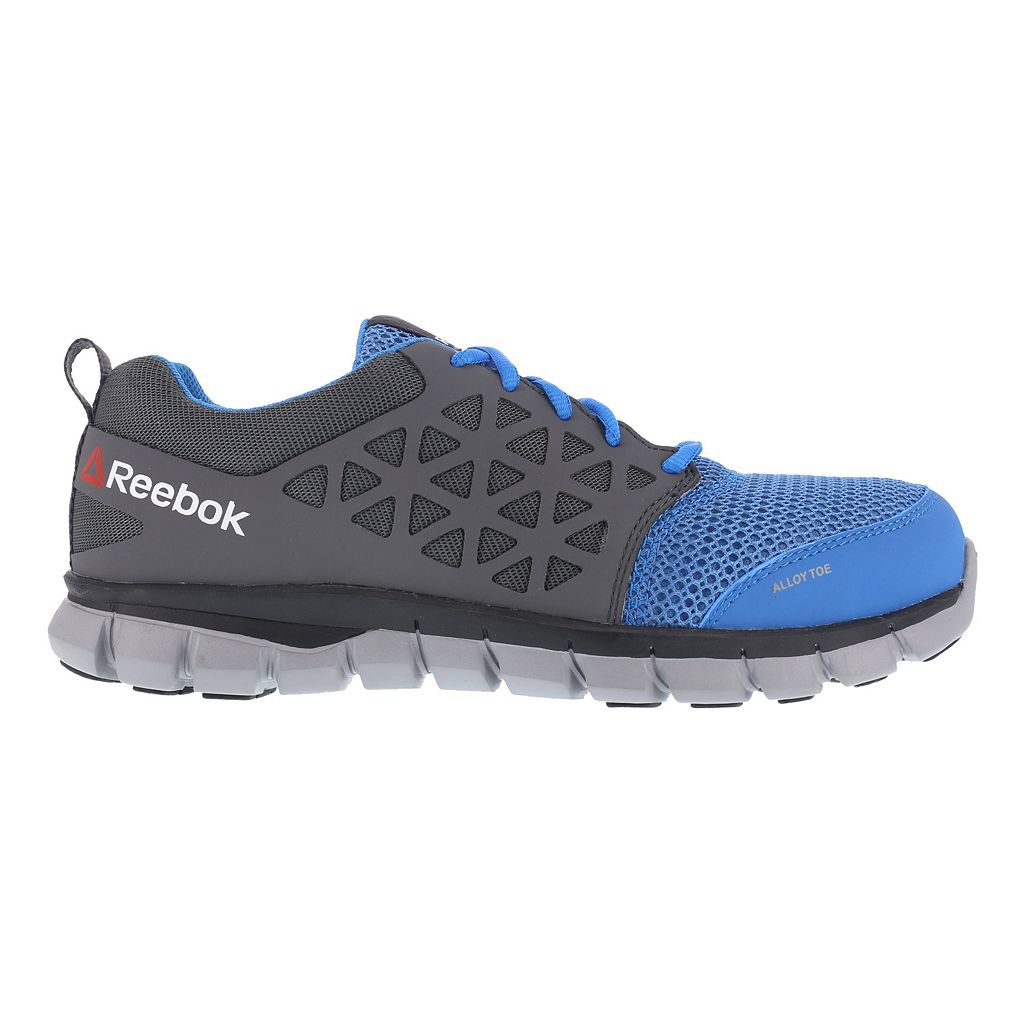 Reebok Sublite Cushion Work Men's Alloy Toe Sneakers