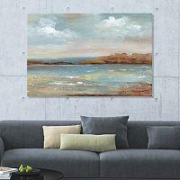 Artissimo Designs Ocean Breeze I Canvas Wall Art