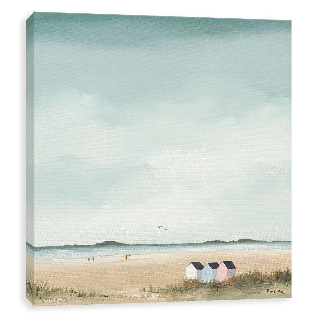 Artissimo Designs Sunny Morning IV Canvas Wall Art