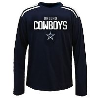 Big & Tall Majestic Dallas Cowboys Pieced Tee