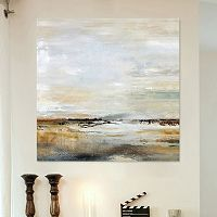 Artissimo Designs Take A Breath Canvas Wall Art