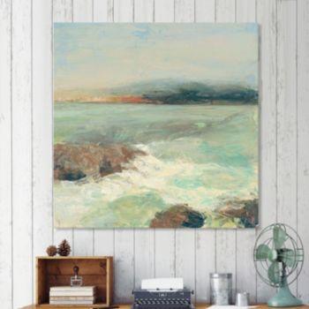 Artissimo Designs Point Lobos Canvas Wall Art