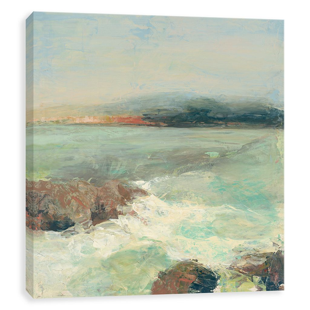 Artissimo Designs Point Lobos Canvas Wall Art