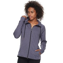 Women's Tek Gear® Fleece Raglan Hoodie
