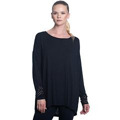 Women's Gaiam Haven Long Sleeve Yoga Top