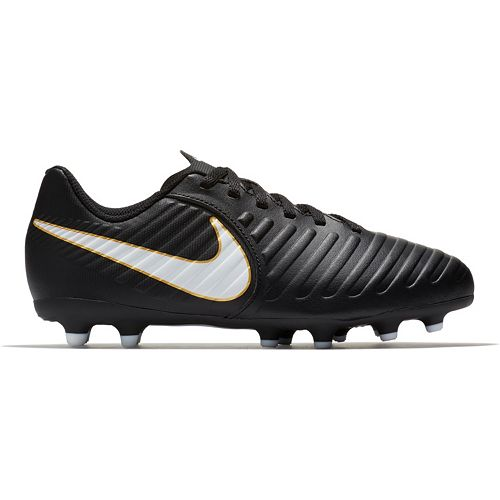 Nike Jr Tiempo Rio IV Firm-Ground Kids' Soccer Cleats