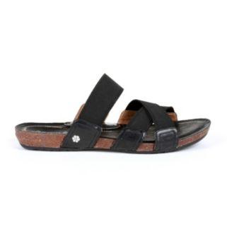 Rocky 4EurSole Spring Mist Women's Footbed Sandals