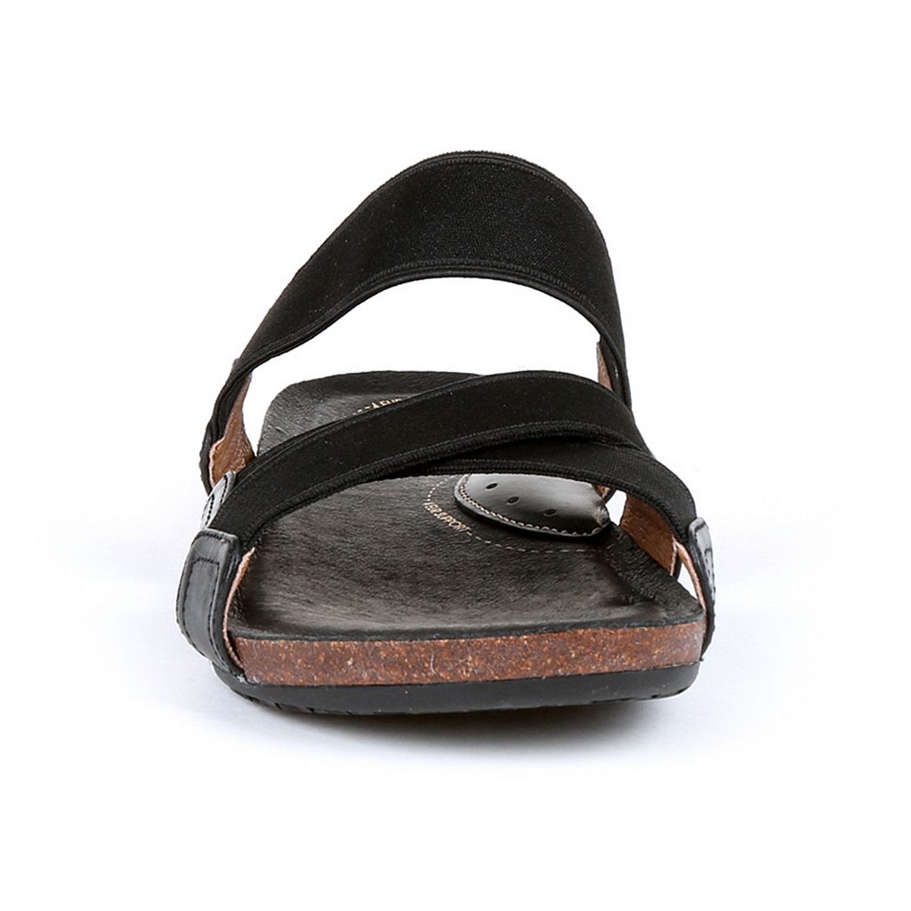 Rocky 4EurSole Spring Mist Women's Footbed Sandals