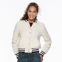 Women's Levi's Sherpa Bomber Jacket