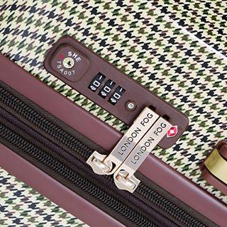 7d141943549b London Fog Cambridge Hardside Spinner Luggage