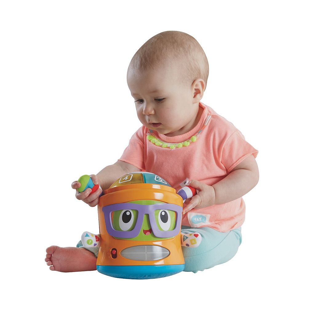 Fisher-Price Franky Beats Bat & Boogle Toy