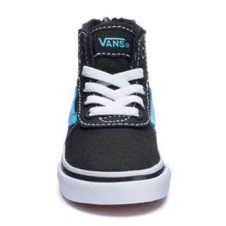 Vans My Maddie Zip Toddler Girls' High Top Sneakers