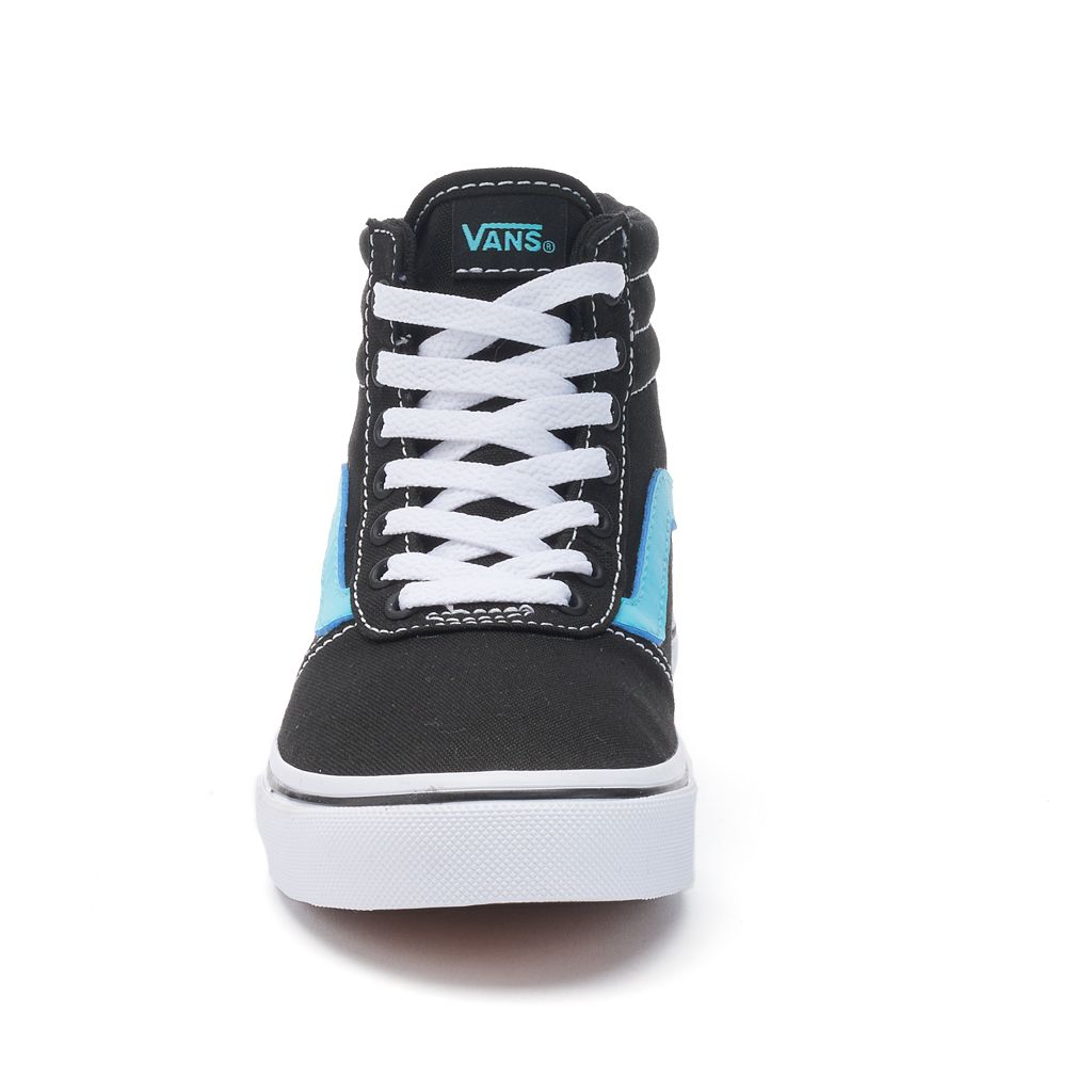 Vans My Maddie Zip Girls' High-Top Skate Shoes