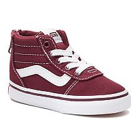Vans Ward Zip Toddlers' High Top Sneakers