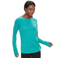 Women's Tek Gear® Long Sleeve Tee