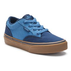 Vans Winston Boys' Two-Tone Skate Shoes