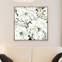 Artissimo Designs Succulents Canvas Wall Art