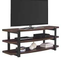 Altra Castling 3-Shelf TV Stand