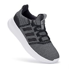 adidas boys black shoes