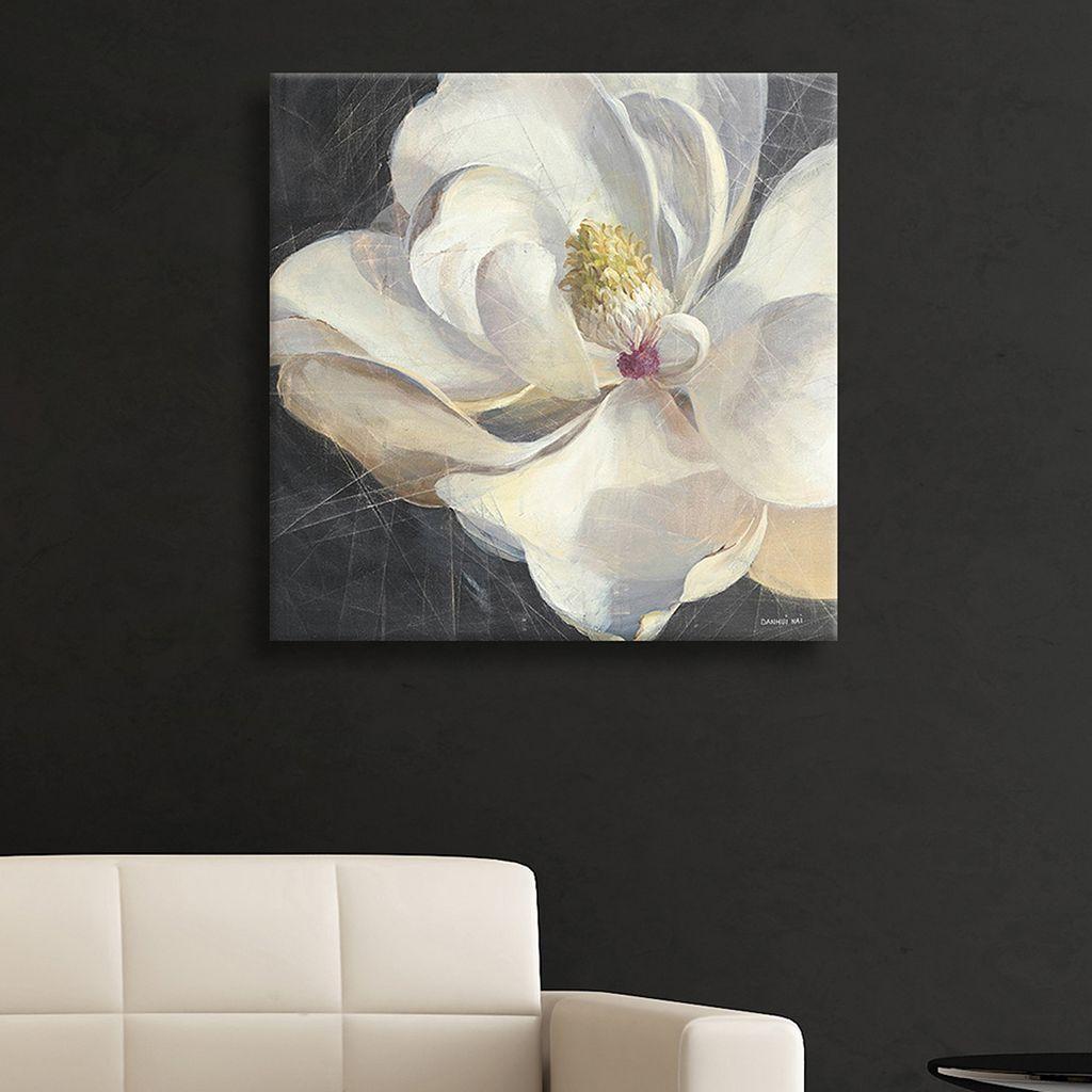 Artissimo Designs Vivid Floral IV Canvas Wall Art
