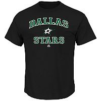 Big & Tall Majestic Dallas Stars Team Color Tee
