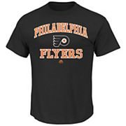 Big & Tall Majestic Philadelphia Flyers Team Color Tee