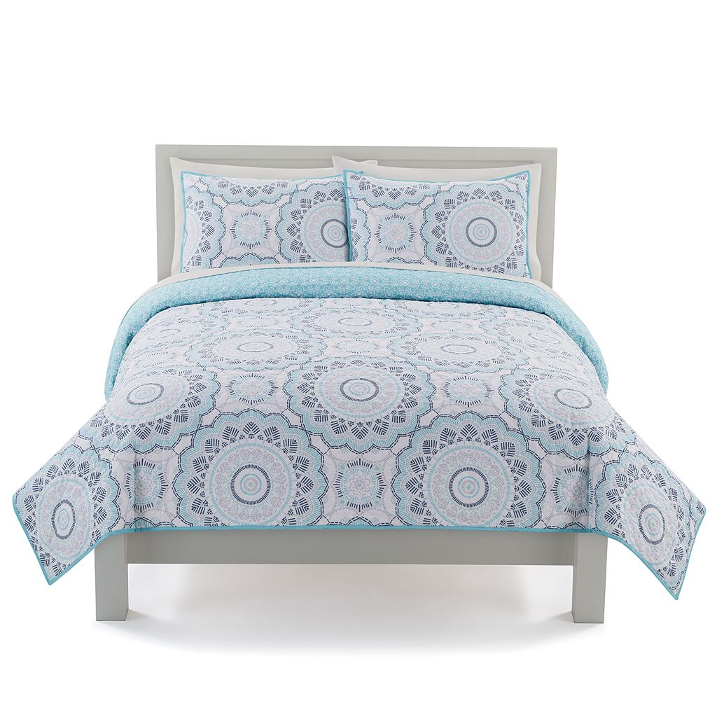 The Big One® Rory Print Quilt Set