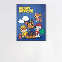 Paw Patrol Paw Patrol Ready for Action Canvas Wall Art