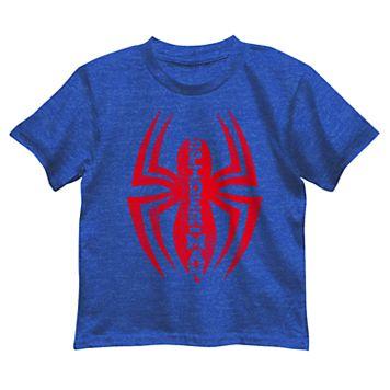 Boys 4-7 Marvel Spider-Man Graphic Tee