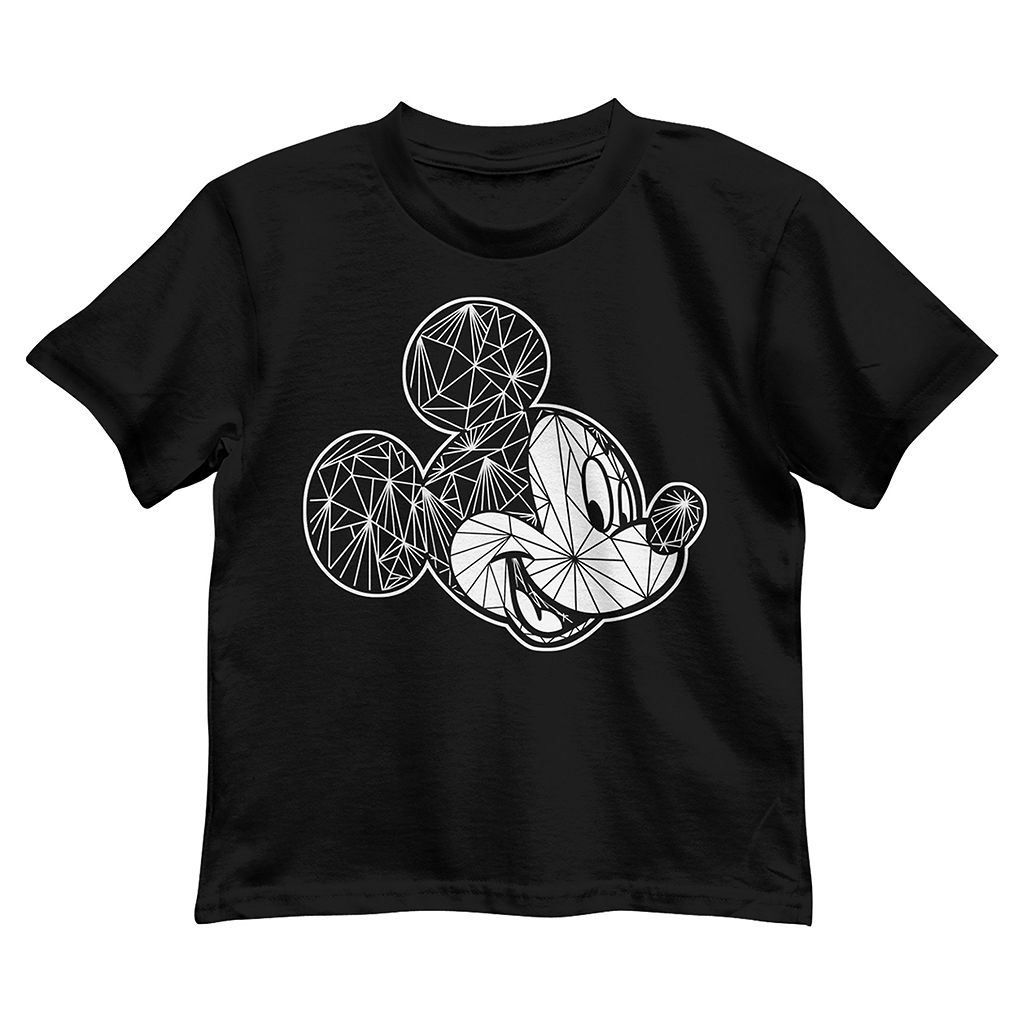 Disney's Mickey Mouse Boys 4-7 Graph Tee