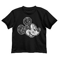 Disney's Mickey Mouse Boys 4-7 Graph Tee