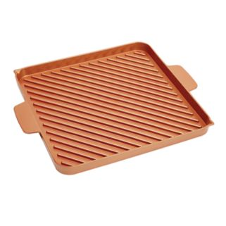 As Seen on TV Copper Chef Grill Plate