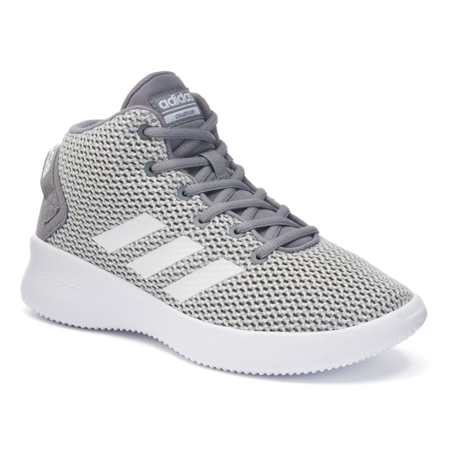 adidas NEO Cloudfoam Refresh Mid Kids\u0027 Sneakers