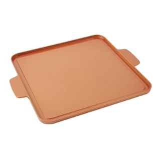 As Seen on TV Copper Chef Griddle Plate
