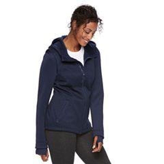 Women's Tek Gear® Fleece Mixed-Media Jacket