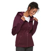 Women's Tek Gear® Fleece Mixed-Media Jacket