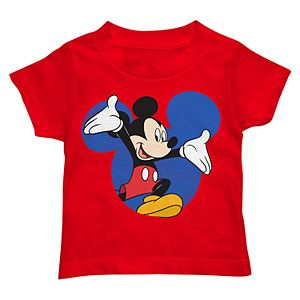 Disney's Mickey Mouse Toddler Boy Graphic Tee