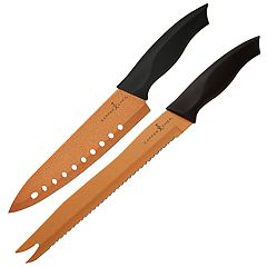 Copper Chef 2-pc. Knife Set As Seen on TV