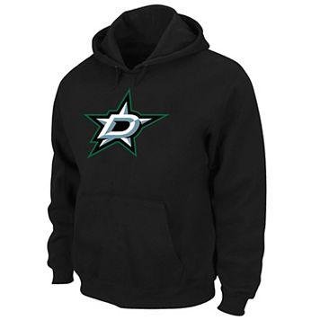 Big & Tall Majestic Dallas Stars Logo Hoodie