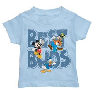 "Disney's Mickey Mouse & Friends Toddler Boy ""Best Buds"" Graphic Tee"