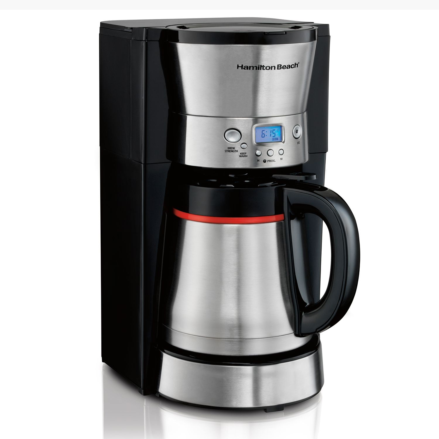hamilton beach 10cup thermal coffee maker
