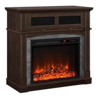 Altra Thompson Place Electric Fireplace TV Stand