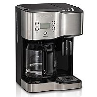 Hamilton Beach 12 cupCoffee Maker with Hot Water Dispenser