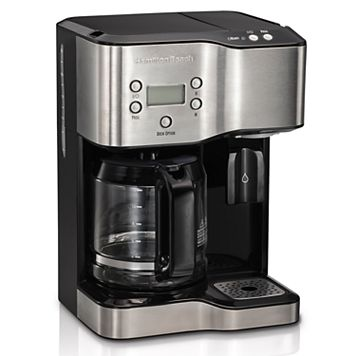 Hamilton Beach 12-Cup Coffee Maker with Hot Water Dispenser