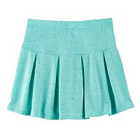 Girls 7-16 SO® Pleated Nep Skirt