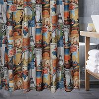 Popular Bath Chatham Paris Shower Curtain